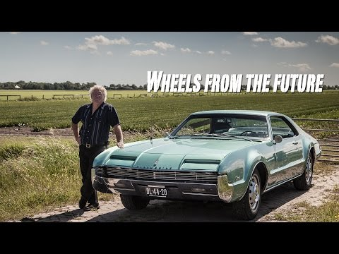 Wheels from the Future - Oldsmobile Toronado - ENG SUBS