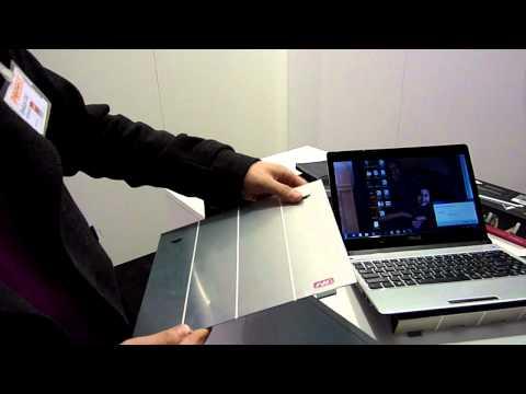 AviiQ Notebook Ständer Kurztest