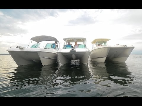 Florida Sportsman Best Boat – Cats of All Types