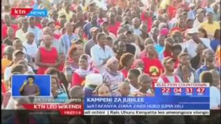 Jubilee yapeleka kampeni zake Mombasa