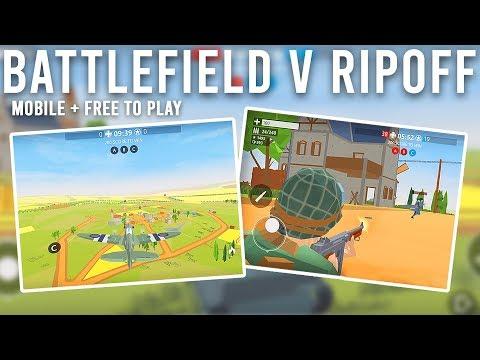 Battlefield Mobile Ripoff