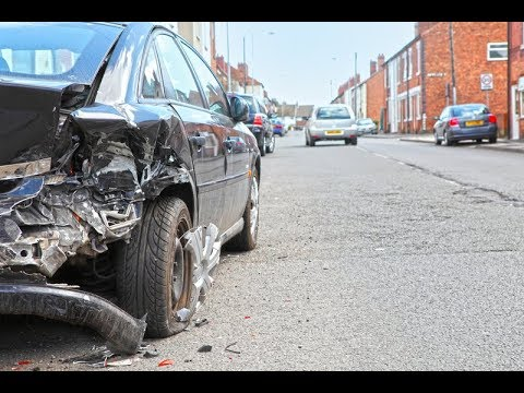 What happens in a accident when the other person is not insured? Video