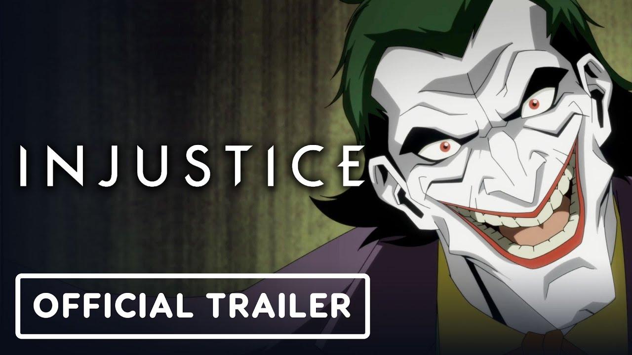Injustice | Filme animado ganha primeiro trailer
