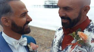 The Fairytale Wedding of Chris & Tony Butland-Steed