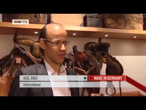 Made in Germany   Familienunternehmen Bree - Tradition in Taschenform