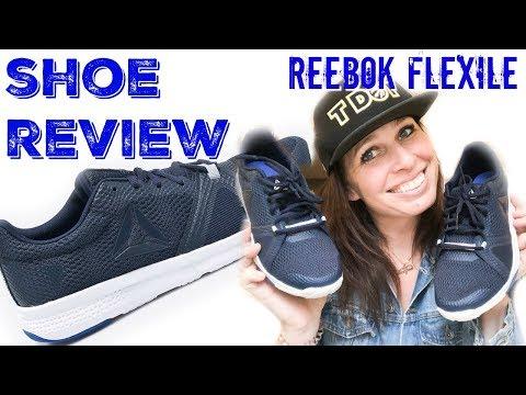 SHOE REVIEW: Reebok Flexile