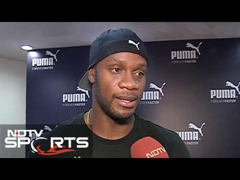 Usain Bolt Said he Wanted to Become Like me: Asafa Powell