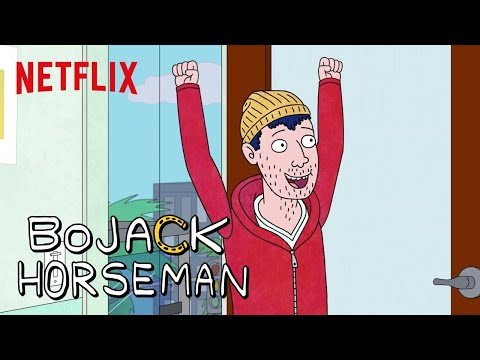 BoJack Horseman Season 4 (Clip 'Courtney Portnoy')