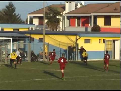 Preview video MELLAREDO-ALBIGNASEGO CALCIO 1-1 (17.11.2013)