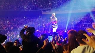 X (Remix) y La Luz, Maluma, Movistar Arena, 2019