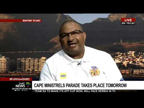It's all systems go for the 2020 Cape Town minstrels parade