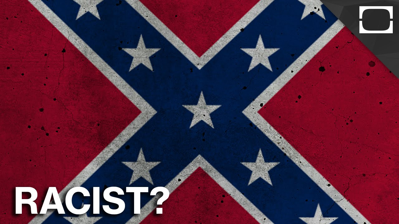 How Racist Is The Confederate Flag? thumbnail