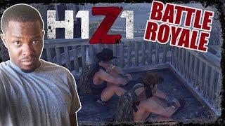Battle Royale H1Z1 Gameplay - MEET MR SUPER! | H1Z1 BR Gameplay
