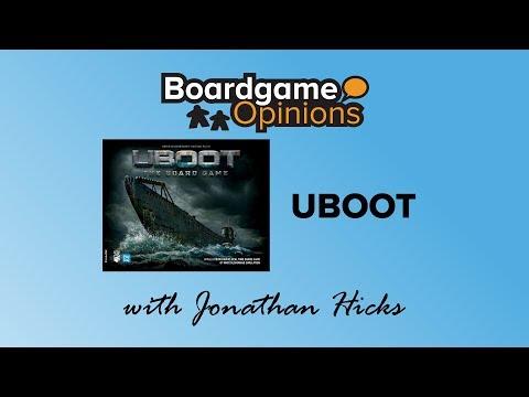Boardgame Opinions: UBOOT