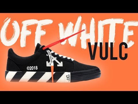 Off White Vulc Sneaker Review