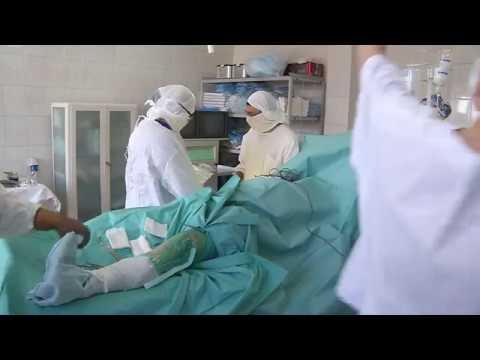 Операция по восстановлению всех структур локтевого сустава!