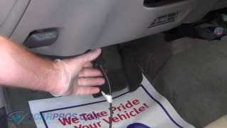 Step by Step video GMC Yukon XL 2000-2006