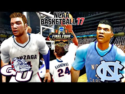 NCAA Basketball 10 | National Championship Game! ⛹🏽 | #1 GONZAGA vs #1 UNC Epic Showdown!!!