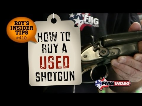 How To Buy A Used Shotgun