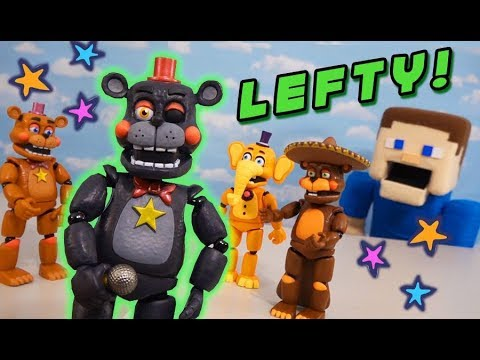 Five Nights at Freddy's LEFTY EXCLUSIVE Funko Fnaf | Youtube