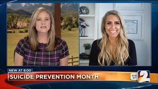 Suicide Prevention – Heather Hans KWGN Channel 2 News Denver