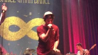 Dance Gavin Dance - Strawberry Swisher part 3