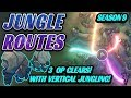 3 Strong Jungle Routes Pathing Options For Season 9
