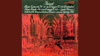 Piano Sonata No. 15 in C major, K. 545 Allegro