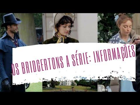 OS Bridgertons -informações da série na #Netflix