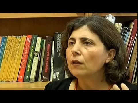 Dr. Iael Nidam-Orvieto: Fascist Italy and the Jews: Myth versus Reality (part 1)