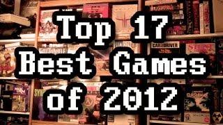 LGR - Top 17 Best Games of 2012
