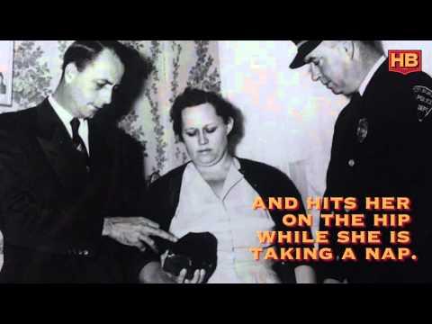 November 30th 1954: Elizabeth Hodge Hit By a Meteorite
