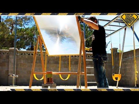 Will The Solar Scorcher Light Thermite?