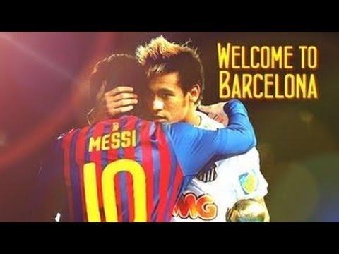 Neymar - Welcome to Barcelona | 2013 | HD