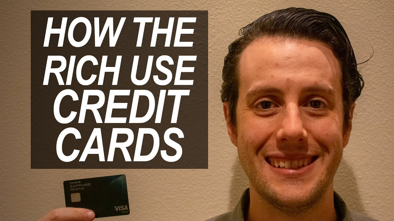 Credit Cards Discussed [How the Rich Usage Credit Cards] thumbnail
