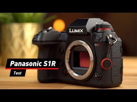Vollformat-Kamera für Profis: Panasonic Lumix S1R im Test
