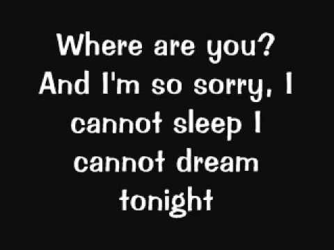 Blink 182 I Miss You Lyrics Chords