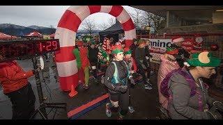 The fourth annual Big Elf Run
