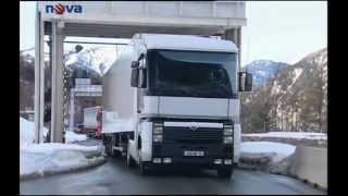 Dokumentárny film Katastrofy - Sekundy pred katastrofou: Peklo v tuneli