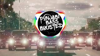 Outlaw Sidhu Moosewala [BASS BOOSTED | Byg Byrd | Jatt Life Studios | PUNJABI SONGS 2019