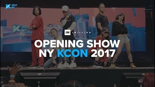 M COUNTDOWN OPENING SHOW / KCON 2017 NY / 1MILLION