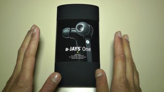 a Jays One Earphones Unboxing & Review