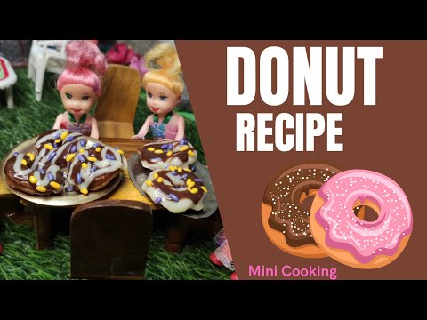 Donut Tiny Cooking Recipe