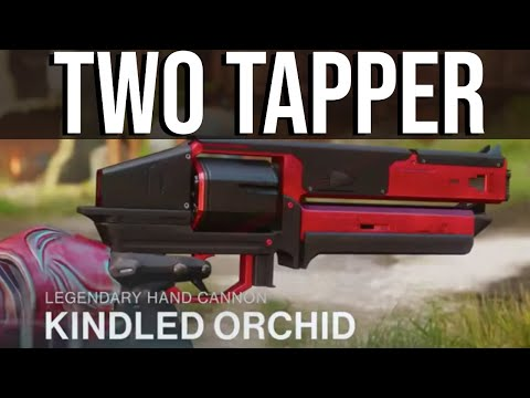 I Got The Two Tap Kindled Orchid | Destiny 2