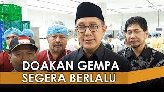 Jemaah Haji di Makkah Doakan Gempa Banten Segera Berlalu