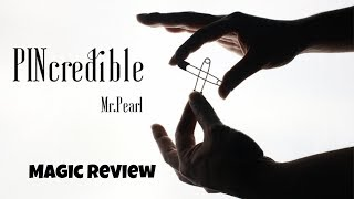 Magic Review - PINcredible by Mr. Pearl
