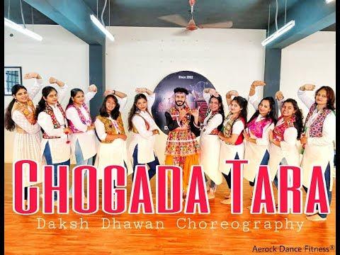 Chogada Dance Cover | Garba | Loveyatri | Daksh Dhawan Choreo | AerockDanceFitness |Warina Hussain