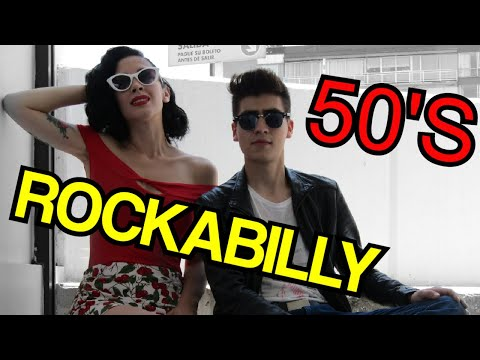 Outfit Rockabilly - Hombre y Mujer