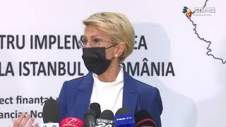 Turcan: Comportamentul societăţii îndeamnă victimele agresiunilor sexuale să nu le raporteze