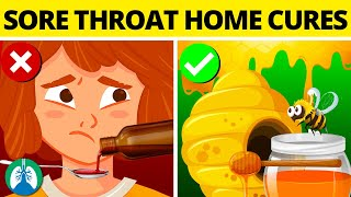 6 Ways to Treat a Sore Throat at Home (Natural Remedies and Cures)